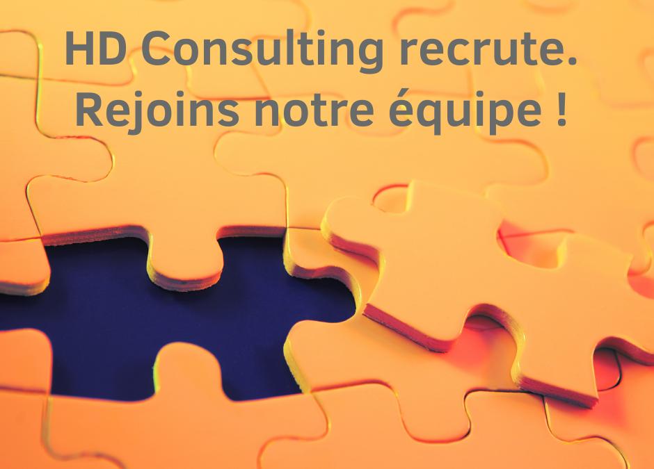 HD Consulting recrute un / une comptable junior